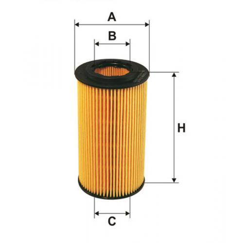 Filtr oleju Filtron OE 640/5