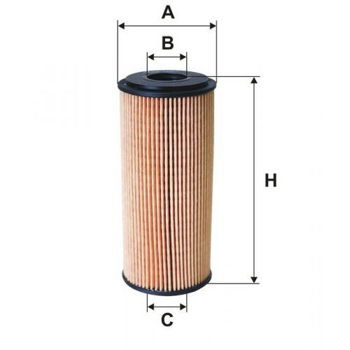 Filtr oleju Filtron OE 640/6
