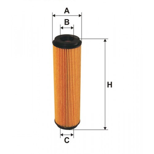 Filtr oleju Filtron OE 640/8