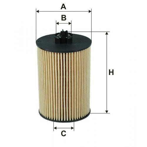 Filtr oleju Filtron OE 640/9