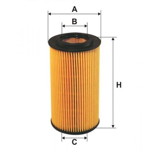 Filtr oleju Filtron OE 648/1
