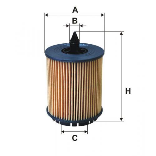 Filtr oleju Filtron OE 648/3