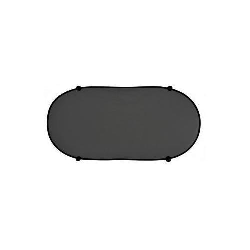 Osłona przeciwsłoneczna owalna czarna