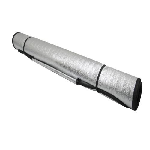 Żaluzja mata aluminiowa na szybę 150X70 zima lato