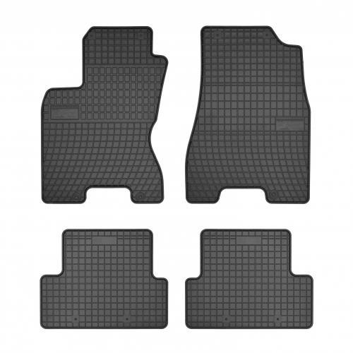 Nissan X-Trail II 07- Dywaniki samochodowe gumowe