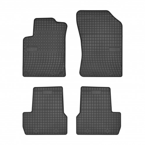 Dywaniki samochodowe Citroen C3 II 09-16 Okrąg