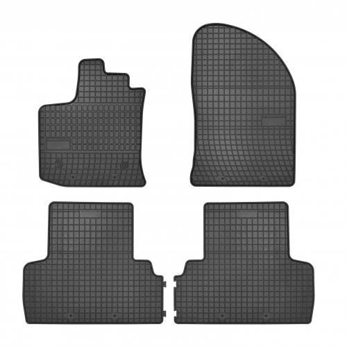 Dywaniki samochodowe Dacia Lodgy 2012-