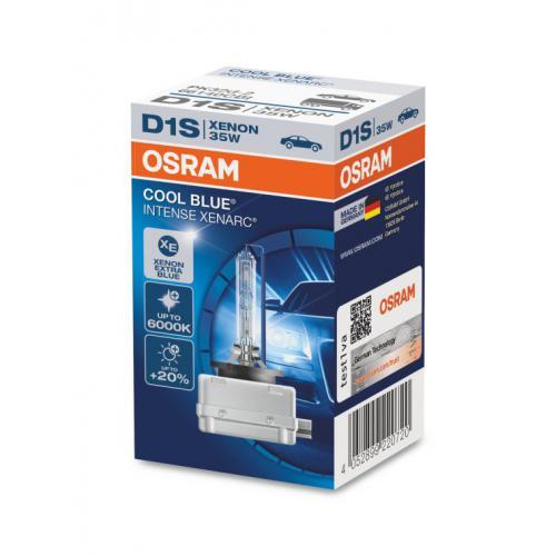 ŻARNIK D1S OSRAM XENARC COOL BLUE Intense 5500K