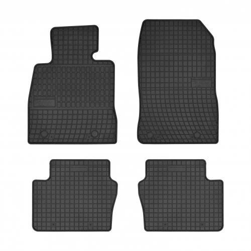 Mazda 2 III 2015 - dywaniki samochodowe