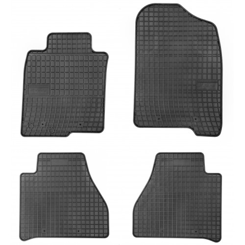 Nissan Navara IV 2014- dywaniki samochodowe