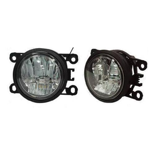 Lampy światła dzienne Noxon DRL-LED /FOG 9 okrągłe