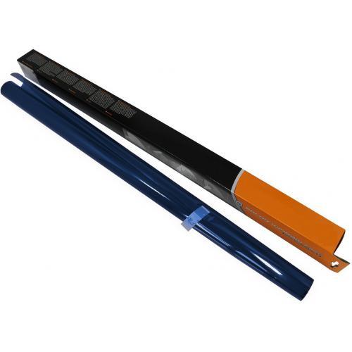 Folia do szyb 50x300 D.Blue Ciemno Niebieska