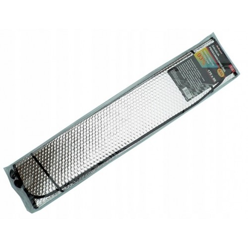 Żaluzja mata aluminiowa na szybę 175x88 BUS Lato