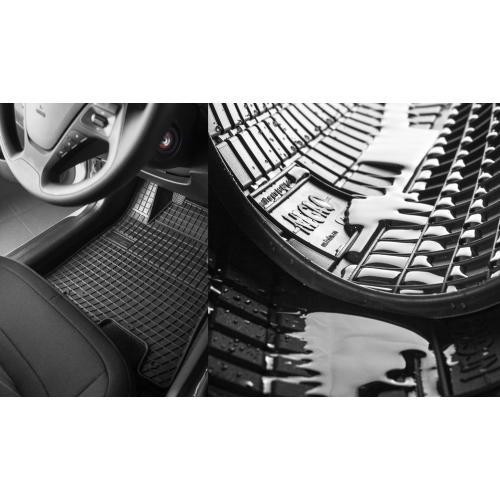 Dywaniki gumowe dedykowane Ford C-MAX 2011-
