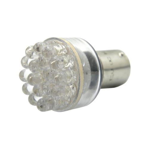 Żarówka BAY15d 24 LED biała 21/5W dwuwłóknowa