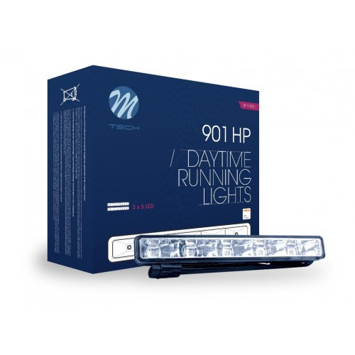 Lampy światła jazdy dziennej MTech 901HP Osram LED