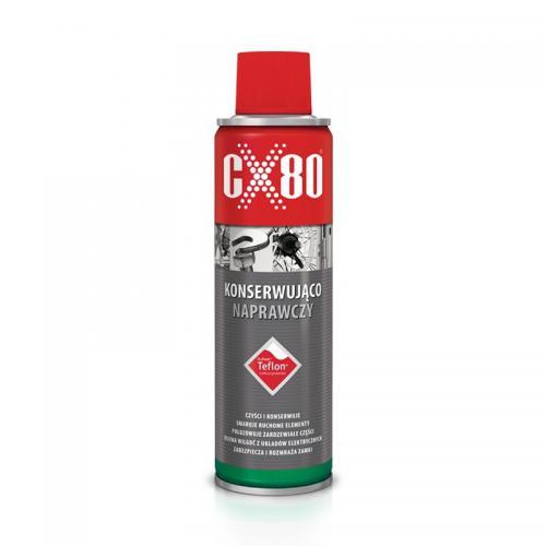 CX-80 PREPARAT WIELOZADANIOWY + TEFLON 250 ML