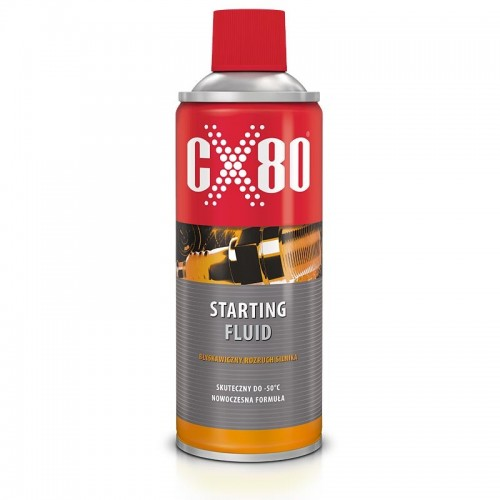 CX-80 STARTING FLUID 500 ML