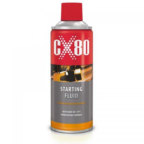 CX-80 STARTING FLUID 500ML łatwy rozruch samostart
