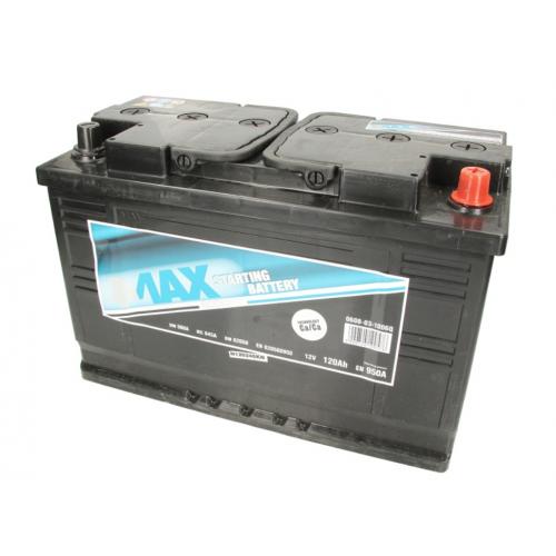 AKUMULATOR 120Ah/950A P+ 4MAX ECOLINE