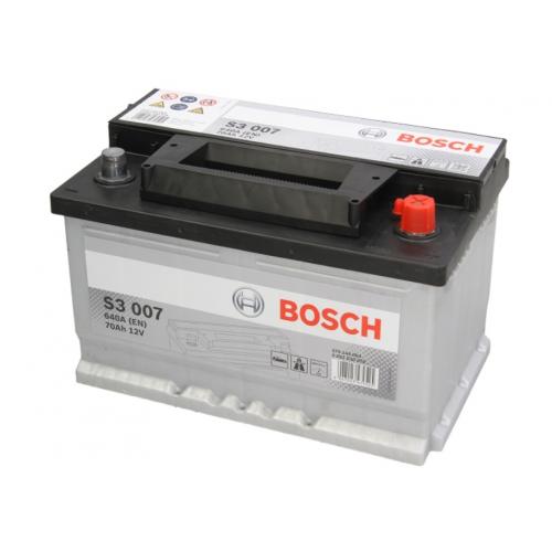 AKUMULATOR 70Ah/640A P+ BOSCH S3