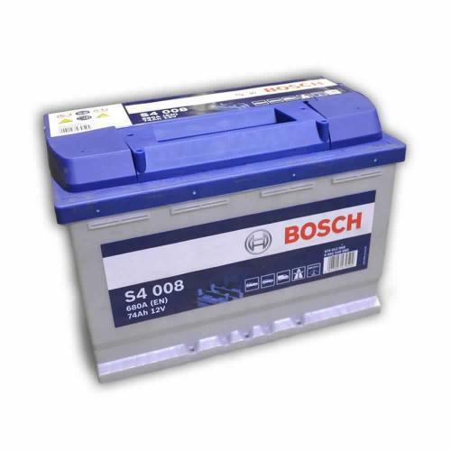 AKUMULATOR 74Ah/680A P+ BOSCH S4