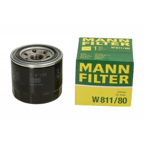 Filtr oleju Man W811/80 z. OP617 Tucson Cee'd i30