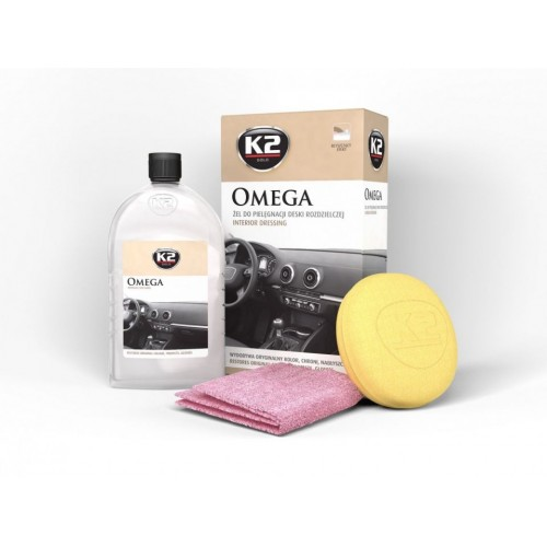K2 Omega Żel do pielegnacji deski rozdzielczej