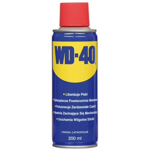WD-40 PREPARAT WIELOFUNKCYJNY 200 ML+25% gratis