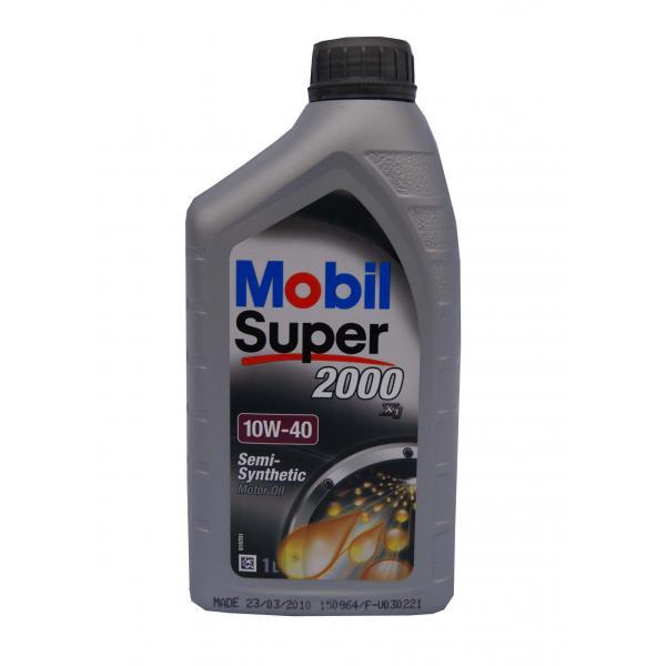 OLEJ 10W40 MOBIL SUPER 2000 X1 1L