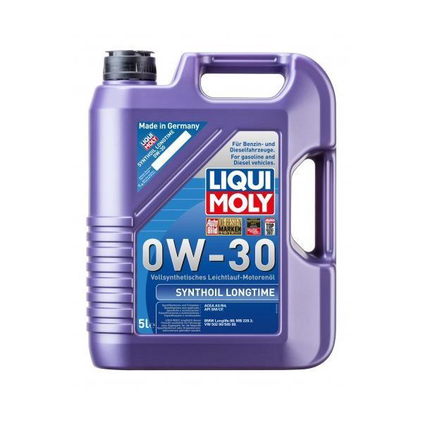 Olej 0W30 Liqui Moly SYNTHOIL LONGTIME 5L