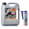 Olej 5W30 Liqui Moly 4200 TOP TEC 5L + Dod benz