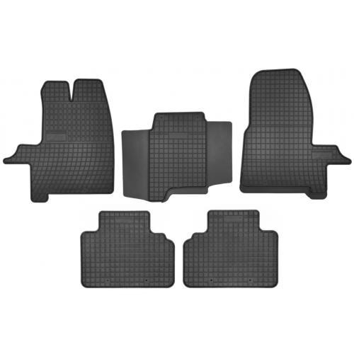Transit Tourneo Custom 12- dywaniki samochodowe