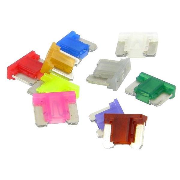 Bezpieczniki samochodowe płytkowe mini