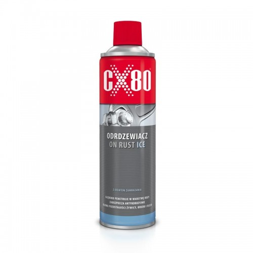 CX-80 ON RUST ICE Odrdzewiacz efekt zamrażan 500ML