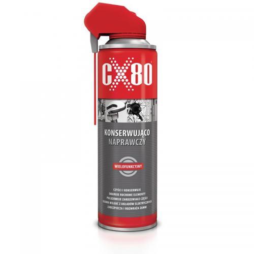 CX-80 PREPARAT WIELOZADANIOWY DUO SPRAY 500 ML