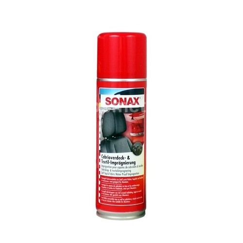 SONAX IMPREGNAT DO DACHÓW KABRIO 300ML SPRAY