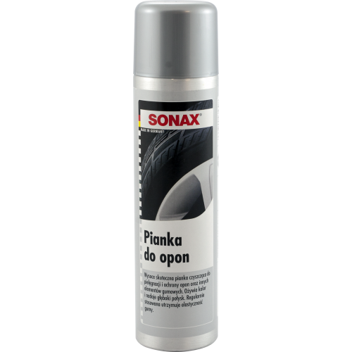 SONAX PIANKA DO OPON 400ML SPRAY