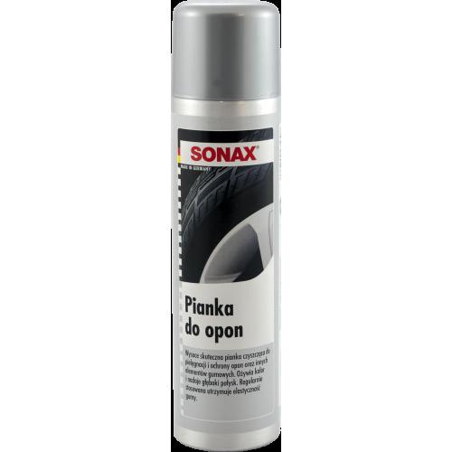 SONAX Pianka do opon 400ml Czyści chroni połysk