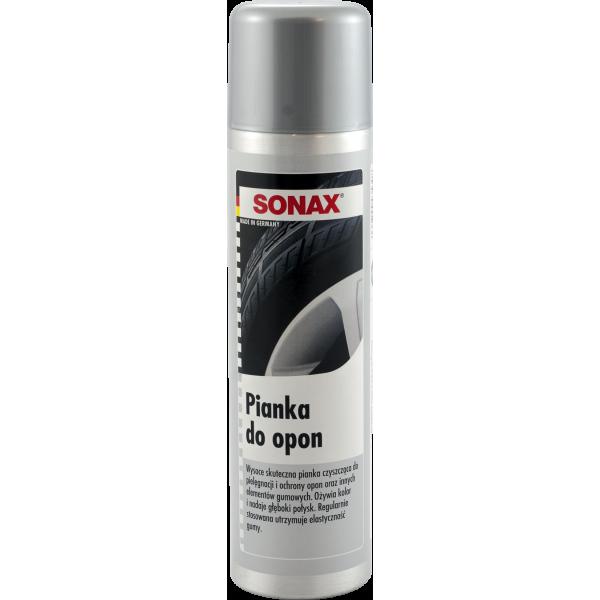 SONAX PIANKA DO OPON 400ML SPRAY