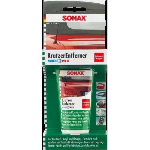 SONAX RENOWATOR PLASTKÓW PRZEŹR. 75ML
