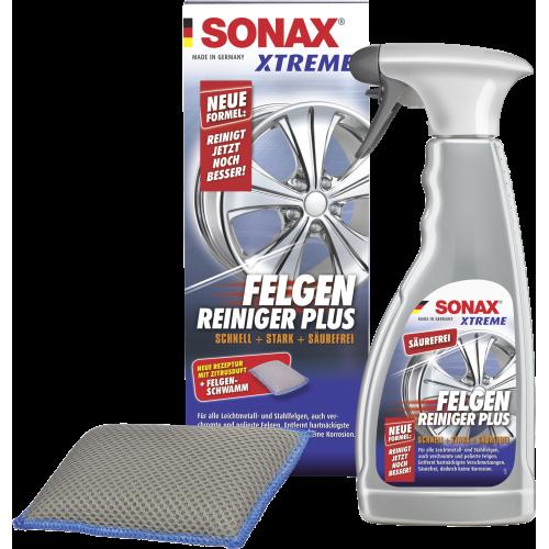 SONAX Xtreme Do czyszczenia felg bez kwasów,gąbka