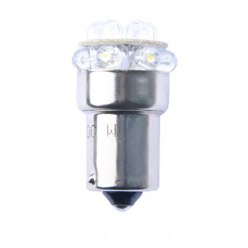 Żarówka Ba15S 12 LED YE (z. 5W)