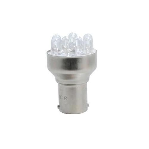 Żarówka Ba15S 9 LED YE (z. 21W)