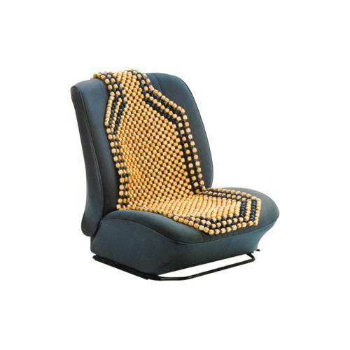 Mata koralikowa pokrowiec na fotel koralik masaż