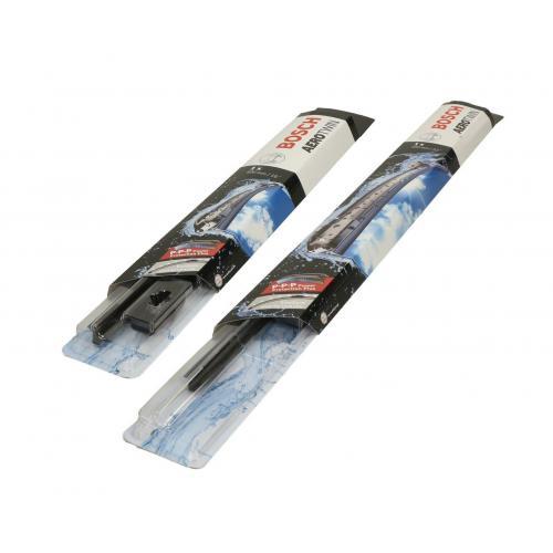 Skoda Roomster Wycieraczki Bosch aerotwin