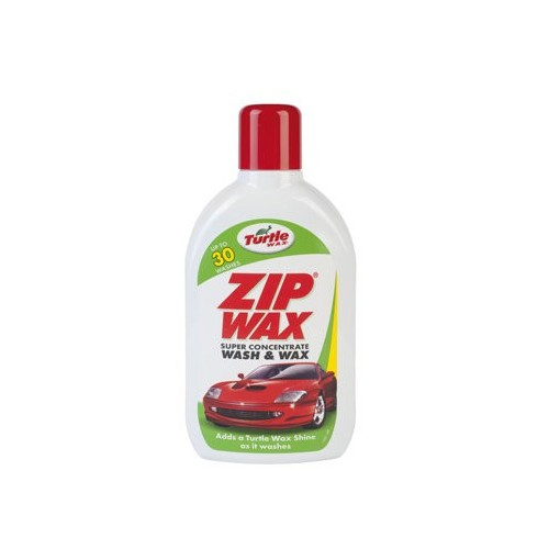 Turtle Zip Wax Szampon samochodowy z woskiem