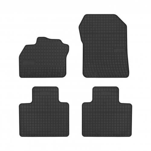 Renault Zoe 2012-.. Dywaniki gumowe dedykowane
