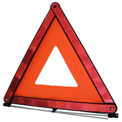 Trójkąt ostrzegawczy składany z etui