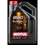 Olej 5w30 motul 8100 x-clean EFE 5L